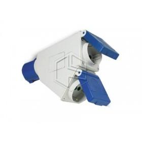 LAMPADA EMERGENZA AESTETICA LED 24W SE-1H IP42 BEGHELLI 16224
