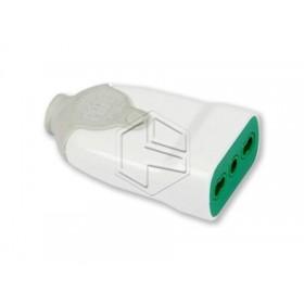 LAMPADA DI EMERGENZA COMPLETA LED 11W SA1N IP40 BEGHELLI 4105