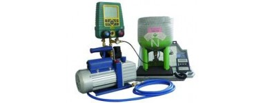 Equipment for empty and loaded Tecnogas