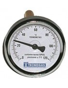 Measuring instruments Tecnogas