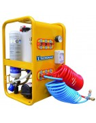 Washing and sanitizing systems Tecnogas