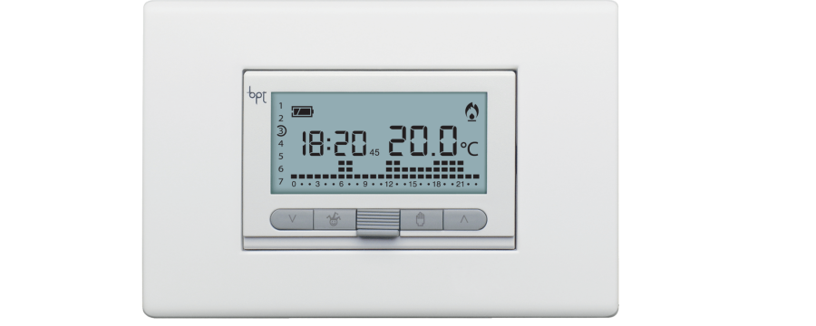 Thermostats - Programmable Thermostats - Control Units