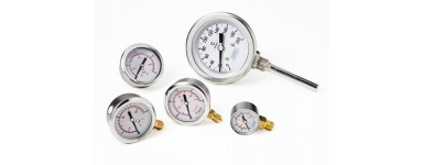 Manometers and Thermometers
